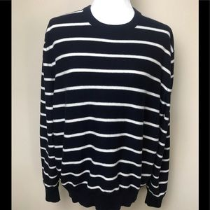 Brooks Brothers Cashmere Blend Long Sleeve Sweater